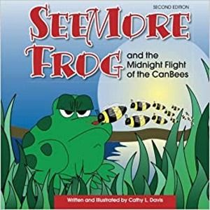 Seemore Frog the Midnight Flight of the Can-Bees